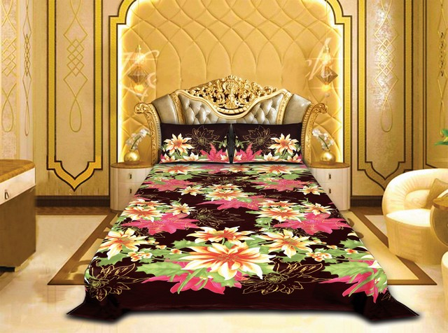 Shabistan Bed Sheet Set 3 PCS